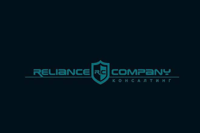 Создам элегантный шрифтовой логотип 81 - kwork.ru