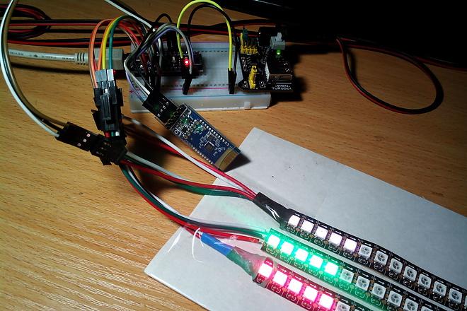 Напишу и протестирую скетч для Arduino 6 - kwork.ru