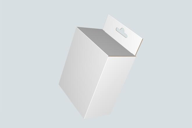 Разработка кроя упаковки из картона или микрогофрокартона 10 - kwork.ru