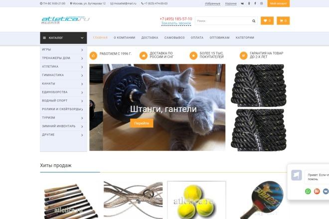 Создам сайт Wordpress 5 - kwork.ru