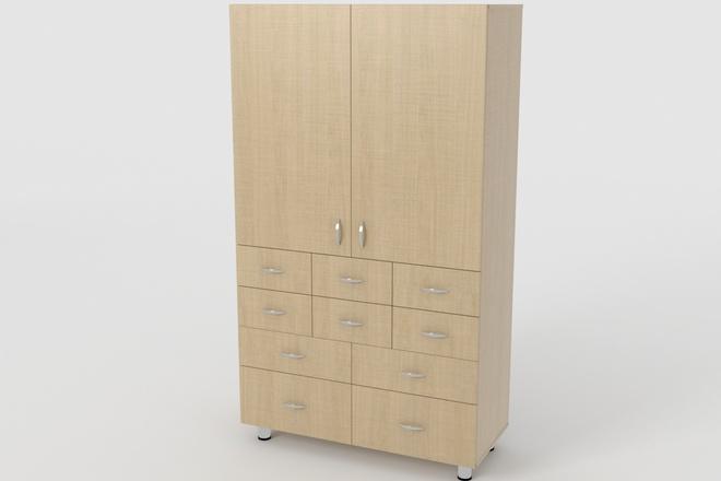Визуализация мебели, предметная, в интерьере 53 - kwork.ru
