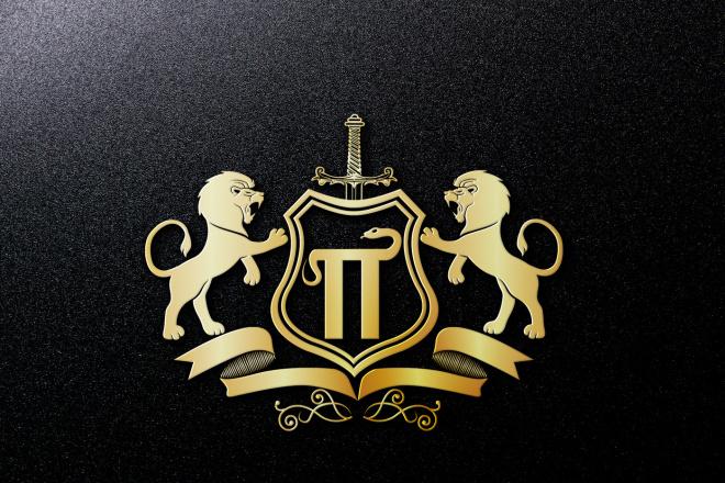 Разработаю Геральдический - Гербовый логотип 17 - kwork.ru