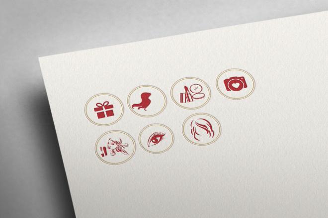 Создам 6 иконок 10 - kwork.ru