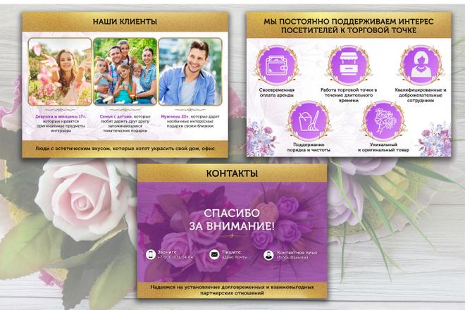 Сделаю презентацию в MS PowerPoint 2 - kwork.ru