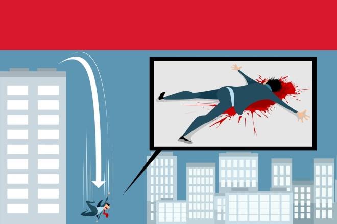 Иллюстрации, рисунки, комиксы 14 - kwork.ru