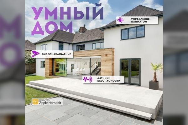 Баннер для сайта или социальной сети 91 - kwork.ru