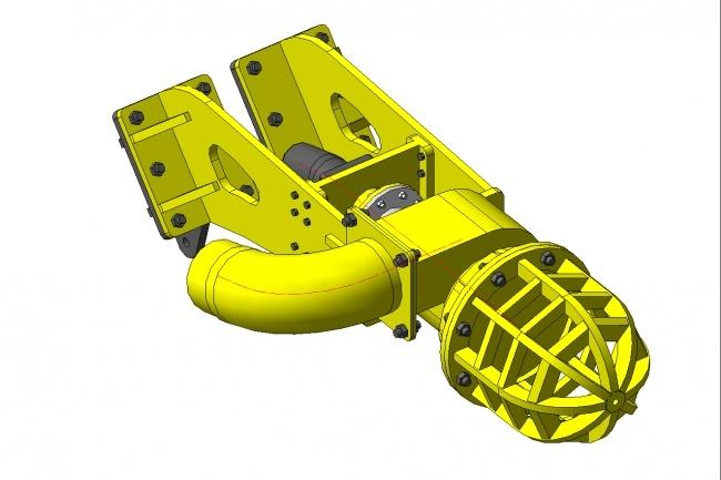 Помогу выполнить 3D-модель детали 13 - kwork.ru