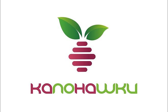 5 Логотипов за 1 кворк 47 - kwork.ru