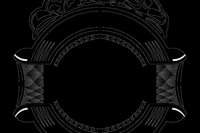 Переведу в вектор Ваше растровое изображение 3 - kwork.ru