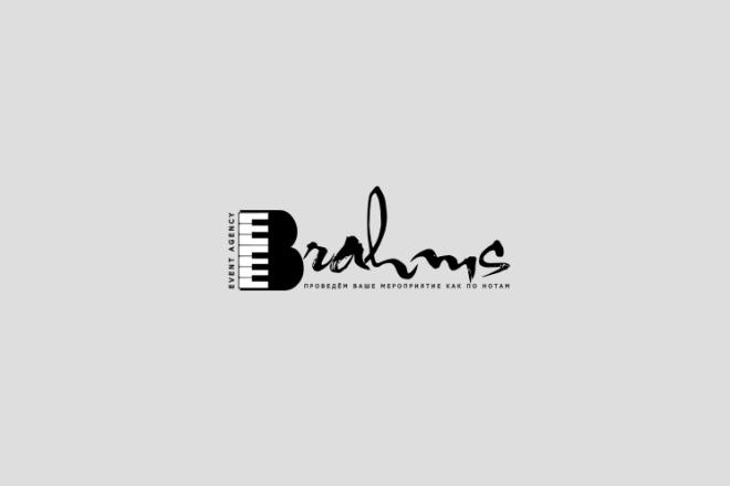 Сделаю стильный именной логотип 180 - kwork.ru