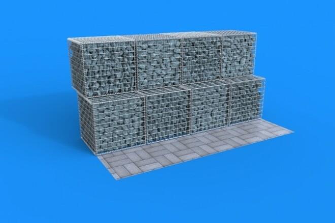 Создание 3Д моделей 34 - kwork.ru