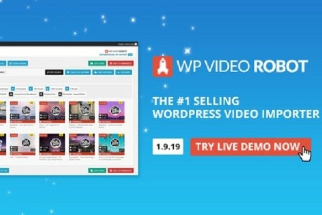 Продам любые премиум-шаблоны и плагины для Wordpress 48 - kwork.ru