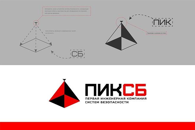 Ваш новый логотип. Неограниченные правки. Исходники в подарок 80 - kwork.ru