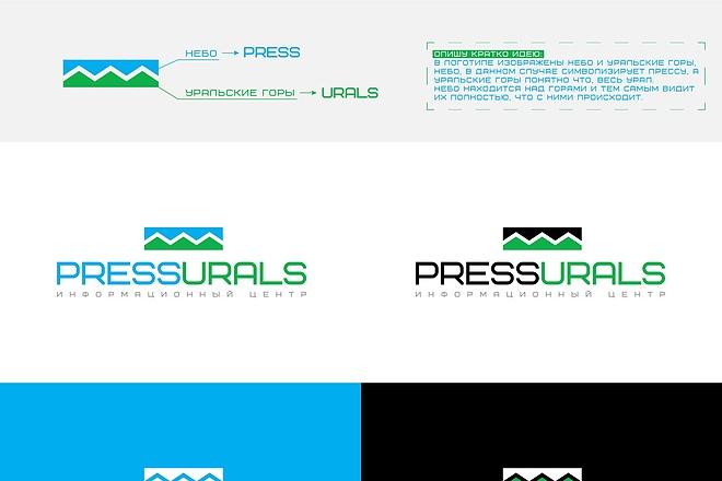 Ваш новый логотип. Неограниченные правки. Исходники в подарок 72 - kwork.ru