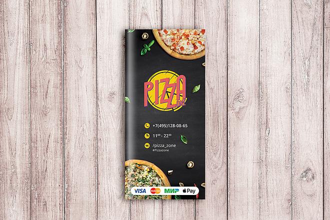 Разработаю дизайн рекламного буклета 14 - kwork.ru