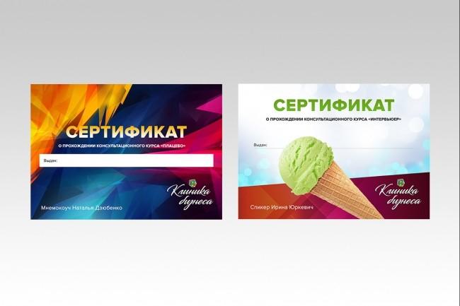 Создам красивый дизайн-макет флаера, листовки А5, А6 42 - kwork.ru