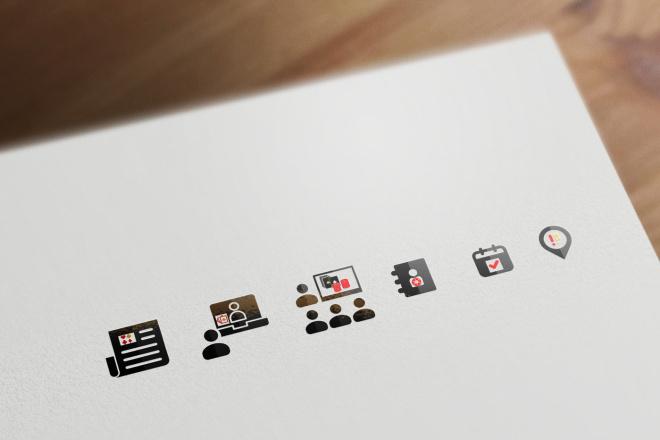 Создам 6 иконок 25 - kwork.ru