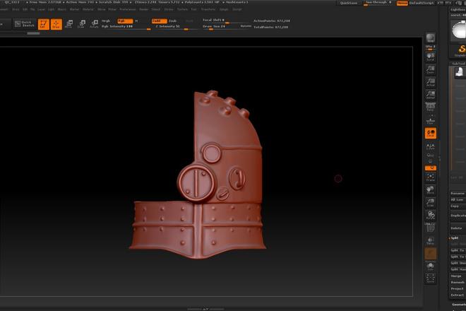 Сделаю 3D Модели на заказ 9 - kwork.ru