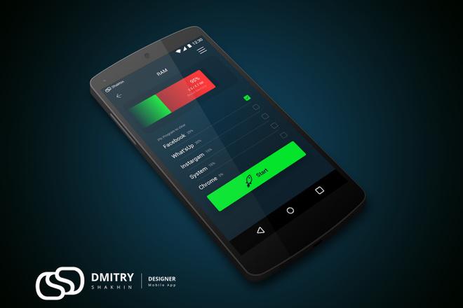 UX-UI Дизайн мобильного приложения для iOS - Android 13 - kwork.ru