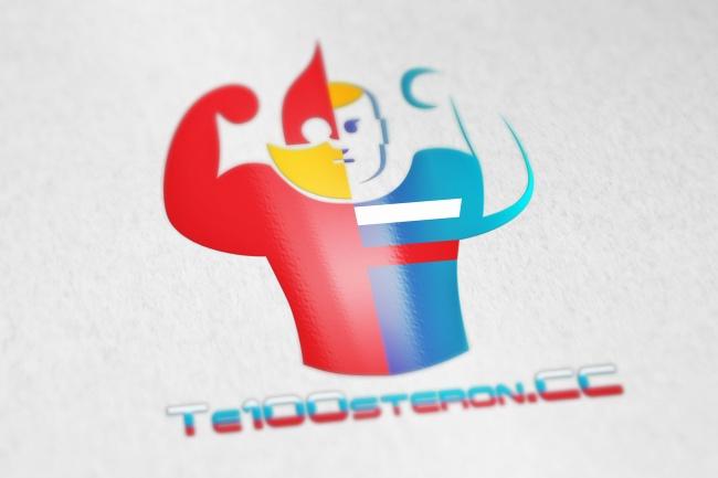 Дизайн уникального логотипа с нуля 83 - kwork.ru