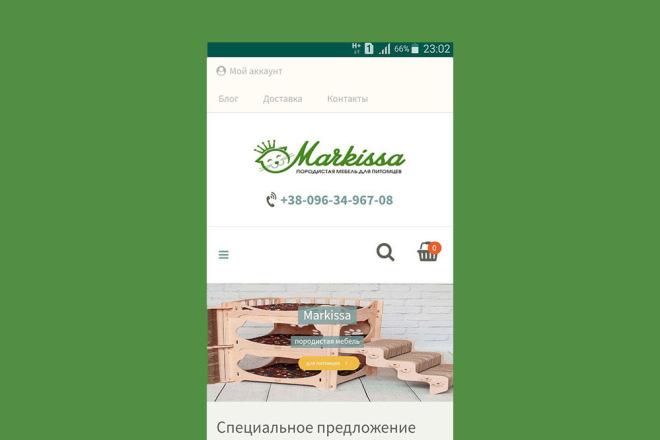 Создам Андроид приложение для вашего сайта 1 - kwork.ru