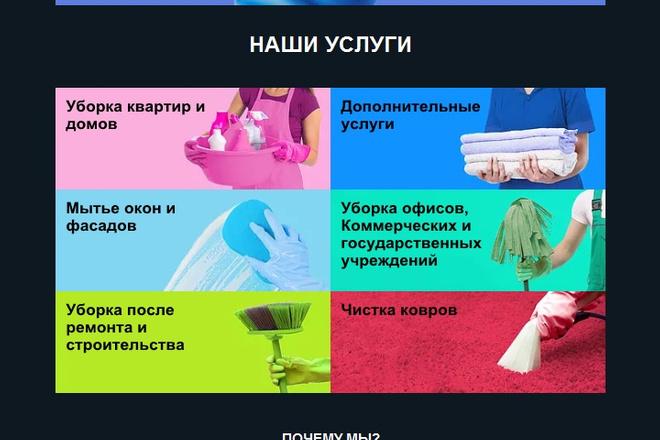 Создам адаптивное Email HTML письмо для рассылки. Сделаю дизайн, верстку 3 - kwork.ru