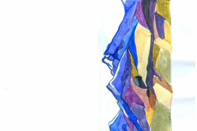 Нарисую рисунок или эскиз в ручной технике красиво и быстро 3 - kwork.ru