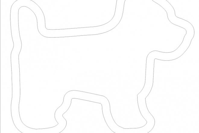 Переведу в вектор изображение любой сложности. Качественно 72 - kwork.ru
