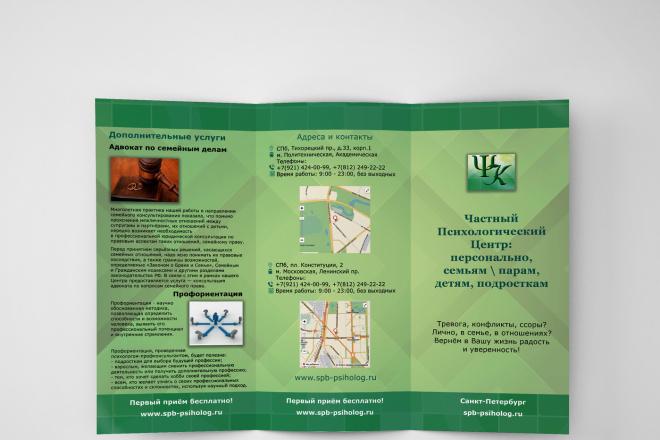 Дизайн листовки, флаера. Премиум дизайн листовка 84 - kwork.ru