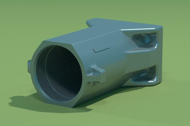 Помогу выполнить 3D-модель детали 1 - kwork.ru
