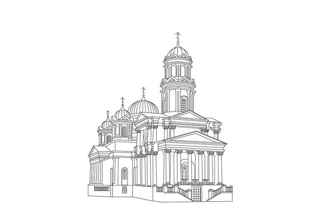 Отрисовка в векторе любых изображений. Качественно. Быстро 7 - kwork.ru