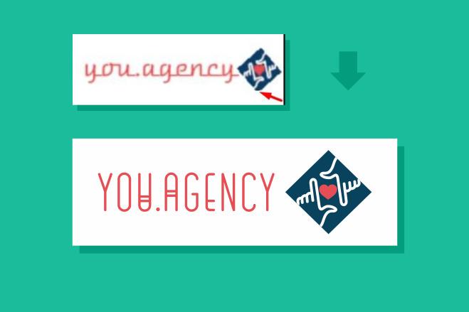 Качественный лого по вашему рисунку. Ваш логотип в векторе 65 - kwork.ru