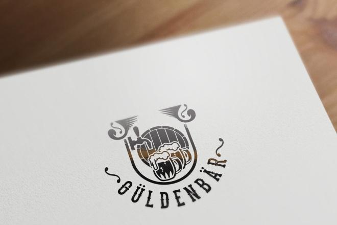 Разработаю винтажный логотип 29 - kwork.ru