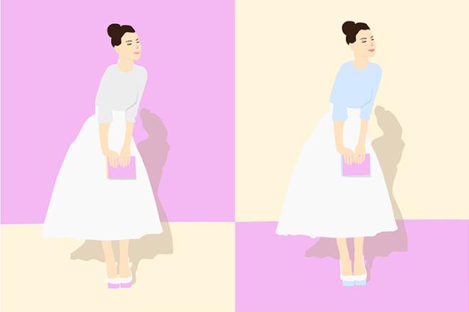 Создам векторную иллюстрацию 10 - kwork.ru