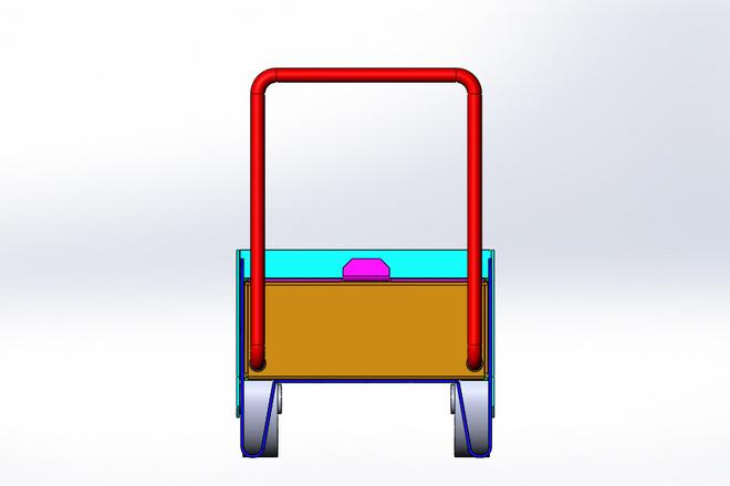 Создам 3D модель в SolidWorks. Для ЧПУ фрезера лазера или 3D Принтера 18 - kwork.ru