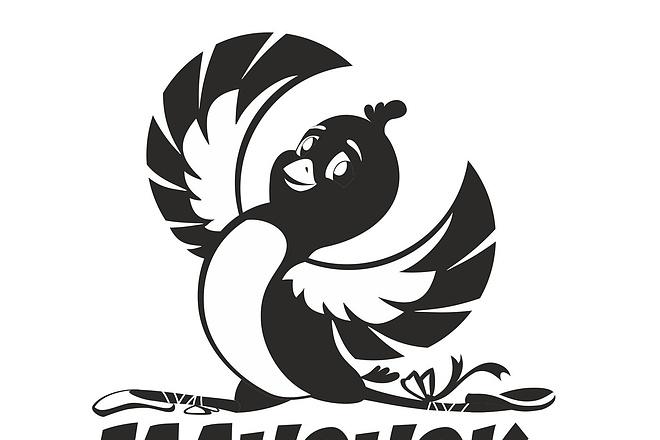 Векторная иллюстрация, персонаж 33 - kwork.ru