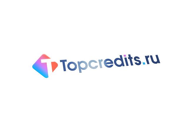 Креативный логотип со смыслом 18 - kwork.ru