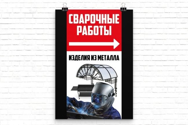 Дизайн баннера 59 - kwork.ru