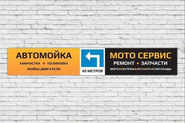 Дизайн баннера 48 - kwork.ru
