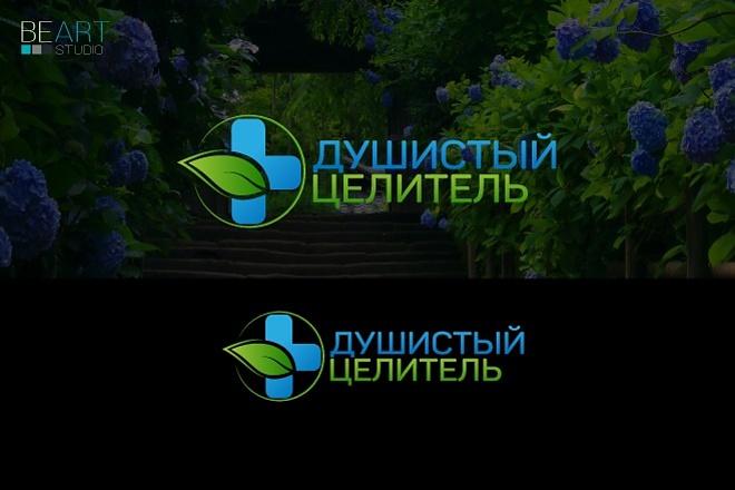 Создам качественный логотип, favicon в подарок 42 - kwork.ru