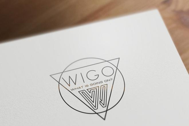 Разработаю винтажный логотип 47 - kwork.ru