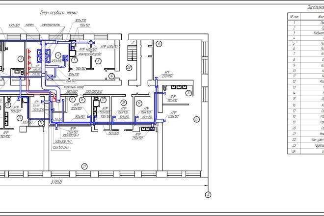 Проектирование вентиляции 5 - kwork.ru