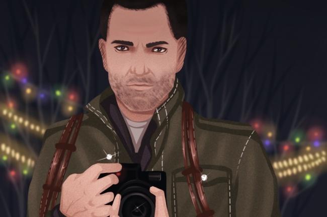 Иллюстрации, стикеры, персонажи, фоны, аватарки 26 - kwork.ru