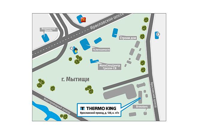 Карты и схемы проезда 4 - kwork.ru