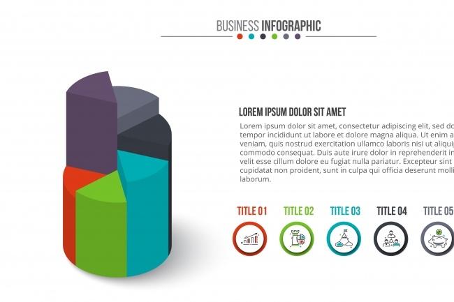 Набор инфографики. 13 тематик, 800 шаблонов, 2 пакета иконок 18 - kwork.ru
