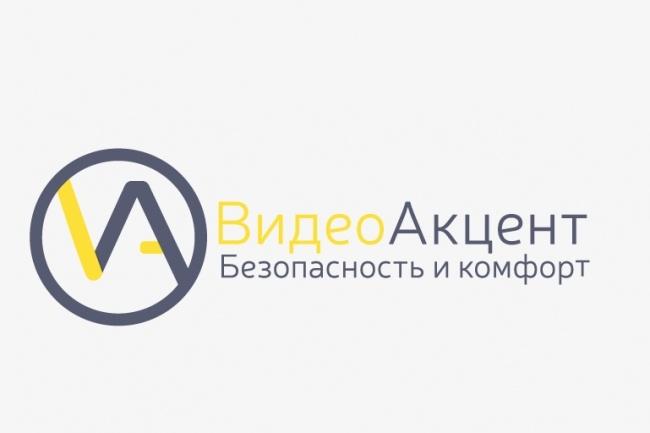 Разработка логотипа по вашему эскизу 35 - kwork.ru