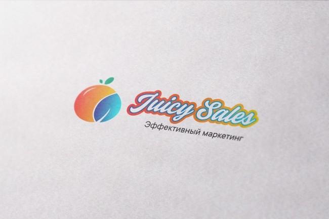 Разработка логотипа по вашему эскизу 18 - kwork.ru