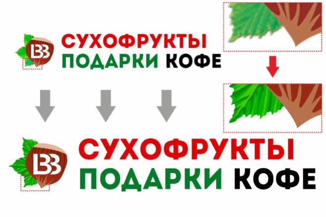 Качественная векторная отрисовка 1 - kwork.ru