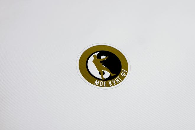 Логотип по вашему эскизу 34 - kwork.ru
