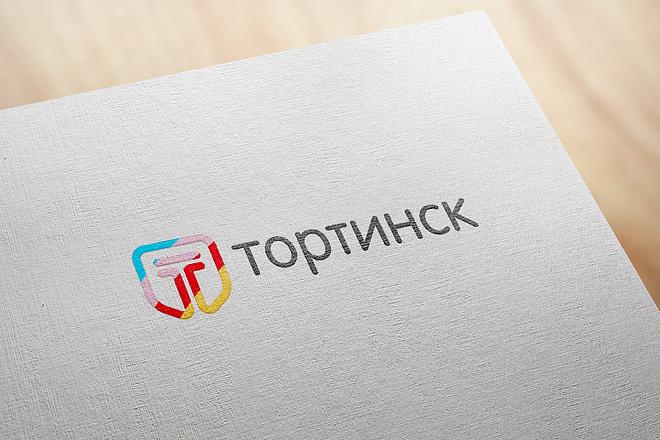 Дизайн логотипа по Вашему эскизу 19 - kwork.ru
